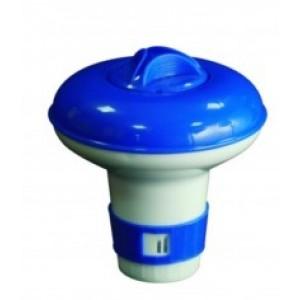 Плаващ диспенсър за кислородни таблети - 20 гр.  на най-добра цена