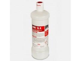 ЕС ЕЛ КА (HMI®SLK) - 1 л. Концентрат за основно почистване на санитарен фаянс и хром-никелови повърхности. Препарат за котлен камък. По НАССР - 1:50