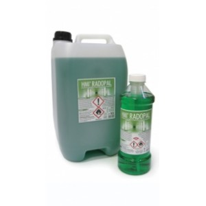 РАДОПАЛ (HMI®RADOPAL) - 5 л. Концентрат на алкохолна основа за почистване на под (плочки, лакирани повърхности, каменни подове, стъкло, емайл, мрамор, водоустойчиви покрития).  По НАССР. Без изплакване. 1:200 на най-добра цена