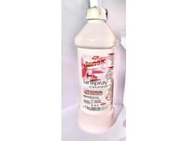 ДАНЕКС САНИСПРЕЙ (DANEX®SANISPRAY)  концентрат за цялостно почистване, дезинфекция и ежедневна поддръжка на плочки, фаянс, душ кабини, мивки, вани, водопроводна арматура, стъкло. Без изплакване - 1 кг (100 л работен разтвор)