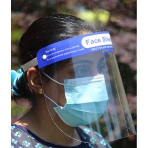 Професионален защитен шлем за лице - 2 броя на най-добра цена
