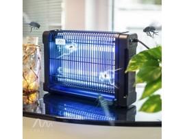 Електронни уреди - Професионална инсектицидна лампа убиваща летящи насекоми (мухи, комари и др.) до 70 кв.м. Gardigo - Германия на най-добра цена