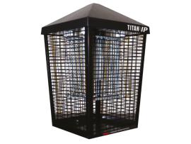 Електронни устройства срещу Комари - Инсектицидна лампа Титан 200 IP срещу летящи насекоми (мухи, комари и др.) за навън, устойчива на дъжд (IPX4) до 160 кв.м. на най-добра цена