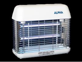 Електронни устройства срещу Комари - Инсектицидна лампа Титан Алфа срещу летящи насекоми (мухи, комари и др.) до 160 кв.м. на най-добра цена