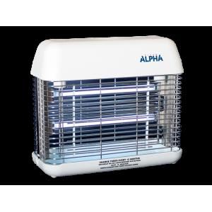Инсектицидна лампа Титан Алфа срещу летящи насекоми (мухи, комари и др.) до 160 кв.м. на най-добра цена