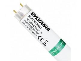 Инсектицидни лампи - РЕЗЕРВНА UV ПУРА ЗА ИНСЕКТИЦИДНА ЛАМПА  - Silvania - 15 W по HACCP - нечуплива  на най-добра цена