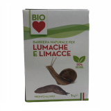 Гранули за отблъскване на охлюви Bio Love - 1 кг.