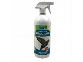 ТОП Продукти - ЕКО спрей прогонващ гълъби ECOVIT 1000 мл на най-добра цена