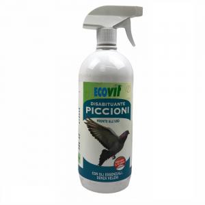 ЕКО спрей прогонващ гълъби ECOVIT 1000 мл на най-добра цена