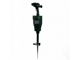Птици - Соларен уред с вода прогонващ птици, котки, кучета и диви животни, Gardigo за 100 кв.м на най-добра цена