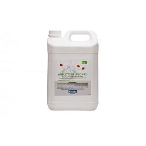 Широкоспектърен готов за употреба инсектицид 5 л - за дървеници, акари, кокошинки, комари, мухи, оси, стършели, бълхи, паяци, мравки, молци, мрачен и брашнен бръмбър, кожояди на най-добра цена