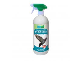Еко продукти - ЕКО спрей прогонващ гълъби ECOVIT 1000 мл на най-добра цена