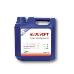 АЛДЕСЕПТ - 5 л. - Концентриран препарат за почистване и дезинфекция на най-добра цена