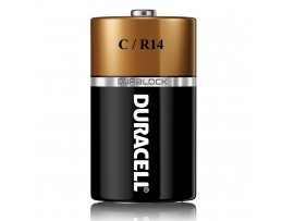 "Алкална батерия DURACELL ALKALINE, размер ""C"" (LR14) - 1 бр."