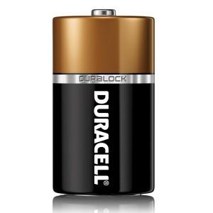 """Алкална батерия  DURACELL ALKALINE, размер """"D"""" (LR20) - 1 бр. на най-добра цена"""