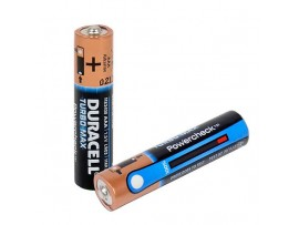 "Алкална батерия DURACELL ALKALINE TURBO MAX, размер ""ААА"" - 1 бр."