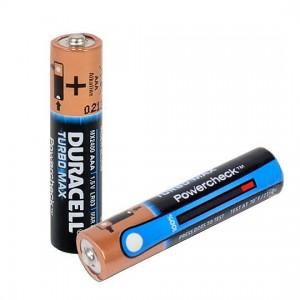 "Алкална батерия DURACELL ALKALINE TURBO MAX, размер ""ААА"" - 1 бр. на най-добра цена"