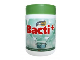 Еко продукти, репеленти - БАКТИ+ Препарат за почистване на септична яма или домашна пречиствателна станция FINECON - 0.500 кг. на най-добра цена