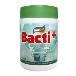 БАКТИ+ Препарат за почистване на септична яма или домашна пречиствателна станция FINECON - 0.500 кг. на най-добра цена
