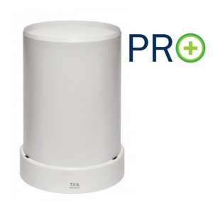 Безжичен електронен дъждомер - WEATHER HUB - 30.3306.02 на най-добра цена
