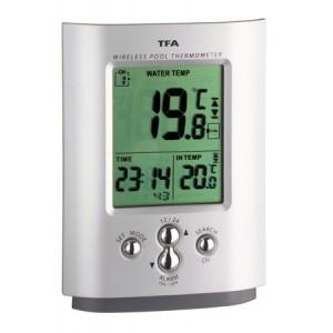 Безжичен термометър за басейн MIAMI - 30.3033 на най-добра цена