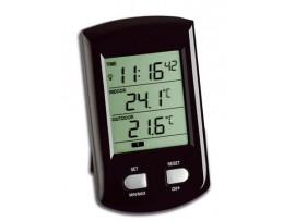 Всички продукти - Безжична метеорологична станция RATIO в комплект с 1 предавател - 30.3034.01 на най-добра цена