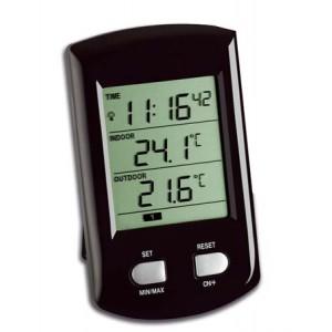 Безжична метеорологична станция RATIO в комплект с 1 предавател - 30.3034.01 на най-добра цена