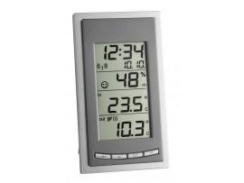Всички продукти - Безжична метеорологична станция в комплект с 1 предавател № 30.3018.10.IT на най-добра цена