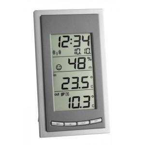 Безжична метеорологична станция в комплект с 1 предавател № 30.3018.10.IT на най-добра цена