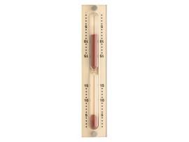 Термометри - Часовник за сауна - пясъчен - 40.1045.15 на най-добра цена