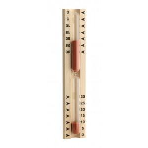 Часовник за сауна - пясъчен - 40.1046 на най-добра цена