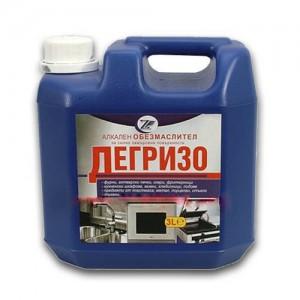ДЕГРИЗО - 3 л. - Обезмаслител за силно замърсени повърхности на най-добра цена