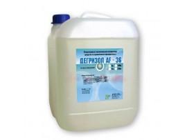 България - ДЕГРИЗОЛ AF 36 - 10 кг. - Високоалкален почистващ препарат  за хранителната промишленост на най-добра цена