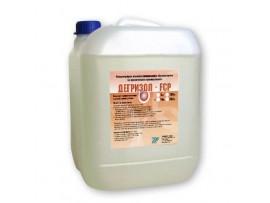 България - ДЕГРИЗОЛ FCP - Нископенлив - 10 кг. - Обезмаслител алкален и дезинфектант на най-добра цена