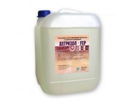 България - ДЕГРИЗОЛ FCP - Високопенлив - 10 кг. - Обезмаслител алкален и дезинфектант на най-добра цена