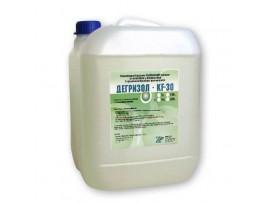 България - ДЕГРИЗОЛ KF 30 - 10 кг. - Киселинен високопенлив препарат за почистване и обезмасляване в  хранително-вкусовата промишленост на най-добра цена