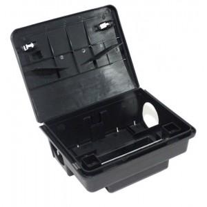 Дератизационна кутия БЕТА с ключ, за поставяне на отрови и капани с лепило за мишки и плъхове на най-добра цена