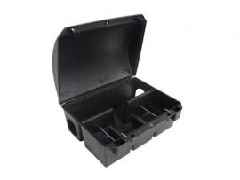 Мишки, Плъхове - Дератизационна кутия БОРА с ключ, за поставяне на отрови на най-добра цена