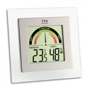 Дигитален термометър - хигрометър - 30.5023 на най-добра цена