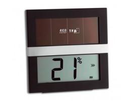 """Всички продукти - Дигитален термометър - хигрометър """"ЕКО СОЛАР"""" - 30.5017 на най-добра цена"""