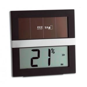 """Дигитален термометър - хигрометър """"ЕКО СОЛАР"""" - 30.5017 на най-добра цена"""