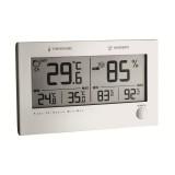 Дигитален термометър за вътрешна и външна температура - хигрометър TWIN PLUS - 30.3049