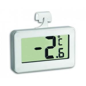 Дигитален термометър за вътрешна температура или хладилник - 30.2028.02 на най-добра цена