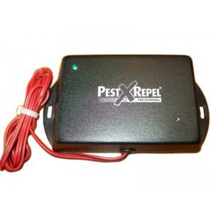 Електронен стационарен уред (електронна котка) прогонващ мишки и плъхове в транспортни средства за 20 кв. м. на най-добра цена