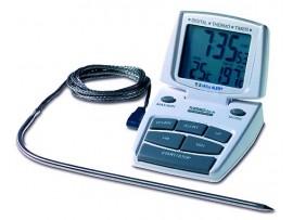 TFA Dostmann - Германия - Електронен термометър-таймер за готвене - 14.1500 на най-добра цена