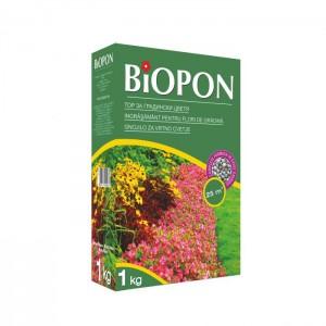Гранулиран тор за градински цветя 1 кг. за 25 кв. м. на най-добра цена