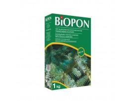 Всички продукти - Гранулиран тор за иглолистните дървета и храсти срещу покафеняване на иглите 1 кг. за 40 кв. м. на най-добра цена