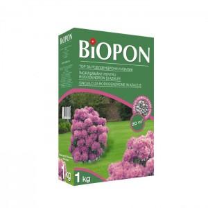 Гранулиран тор за рододендрони и азалии 1 кг. за 20 кв. м. на най-добра цена