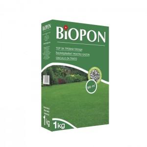 Гранулиран тор за тревна площ 1 кг. за 50 кв. м. на най-добра цена