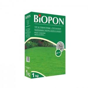 Гранулиран тор за тревна площ срещу мъх 1 кг. за 30 кв. м. на най-добра цена